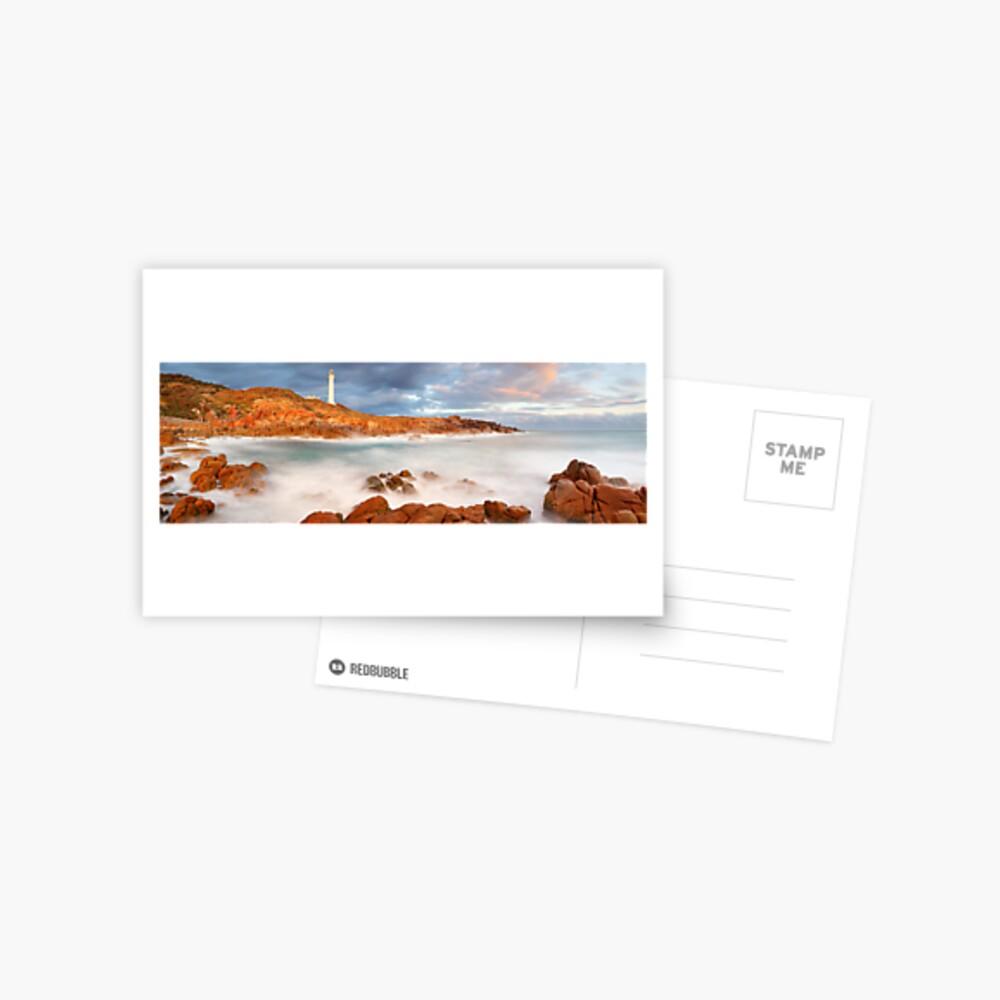 Point Hicks Lighthouse, Croajingolong National Park, Victoria, Australia Postcard