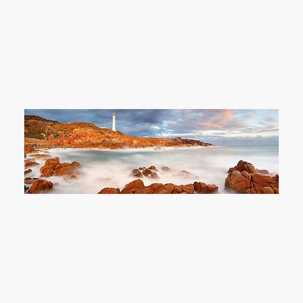 Point Hicks Lighthouse, Croajingolong National Park, Victoria, Australia Photographic Print
