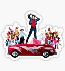 Grease is the Word Sticker
