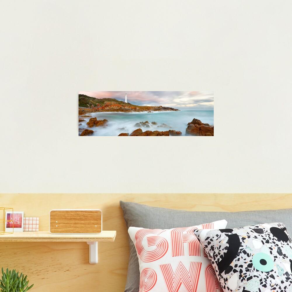 Point Hicks Lighthouse, Croajingolong National Park, Victoria, Australia Photographic Print