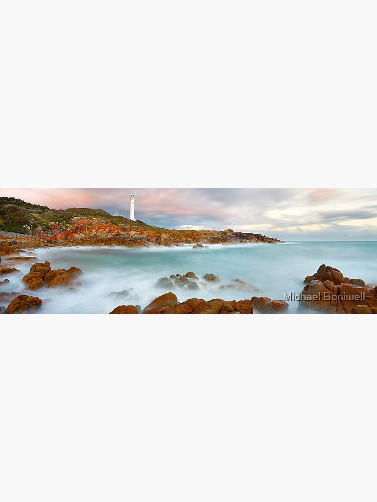 Point Hicks Lighthouse, Croajingolong National Park, Victoria, Australia by Chockstone