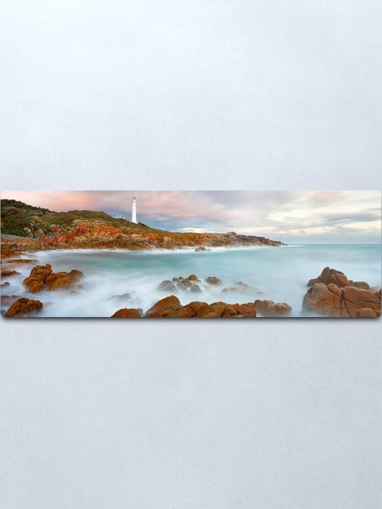 Alternate view of Point Hicks Lighthouse, Croajingolong National Park, Victoria, Australia Metal Print