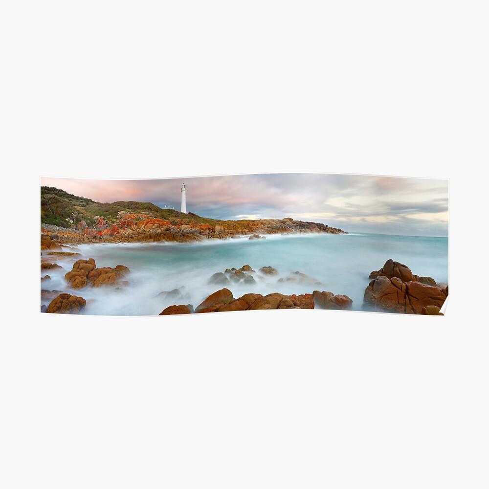 Point Hicks Lighthouse, Croajingolong National Park, Victoria, Australia Poster