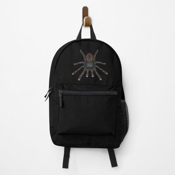 Pink Toe Tarantula Design Backpack