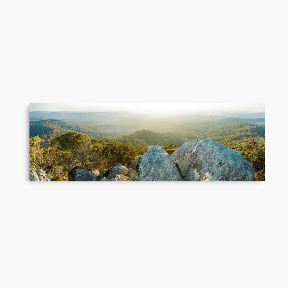 Genoa Peak, Croajingolong National Park, Victoria, Australia Canvas Print