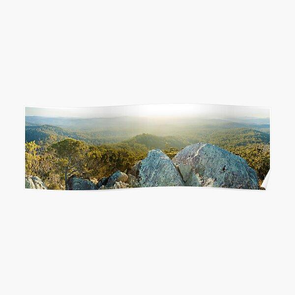 Genoa Peak, Croajingolong National Park, Victoria, Australia Poster