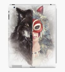 Bring Down the Wolf's Head iPad Case/Skin