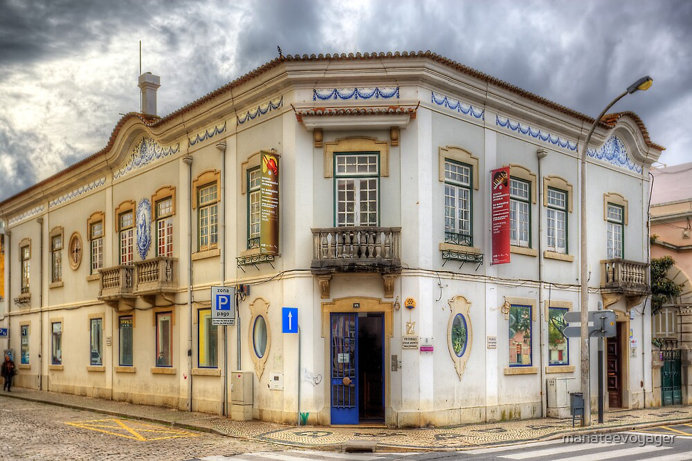 Municipal Building Loule by manateevoyager