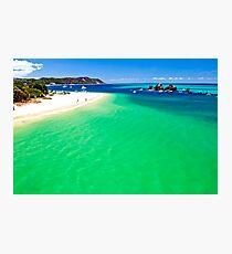 Tangalooma Wrecks (November 2012) Photographic Print