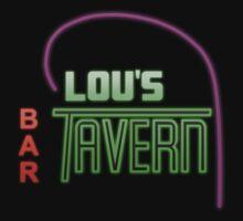 Lou's Tavern  | Unisex T-Shirt