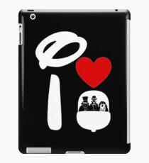 I Heart Haunted Mansion iPad Case/Skin