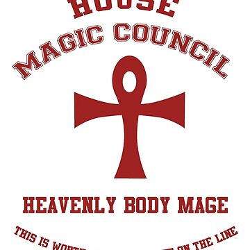 Heavenly Body Mage of the Magic Council - Normal by scarletxtears