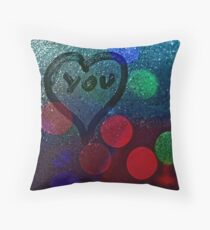 You're in my heart. Throw Pillow