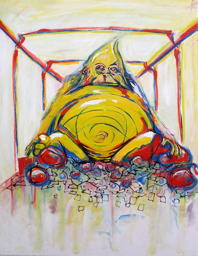 claustrophobic by Andrew Kilgower