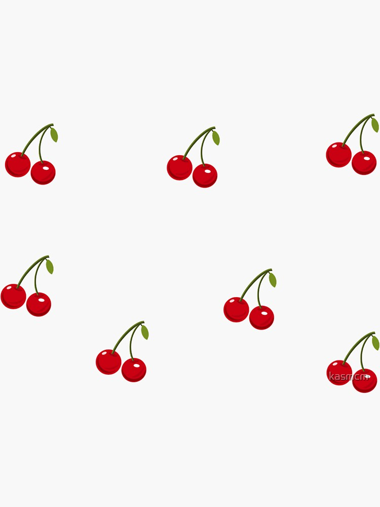 cherry sticker pack by kasmcm