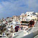Santorini beauty by Paige