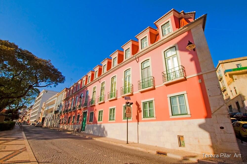 Rua Presidente Arriaga by terezadelpilar ~ art & architecture