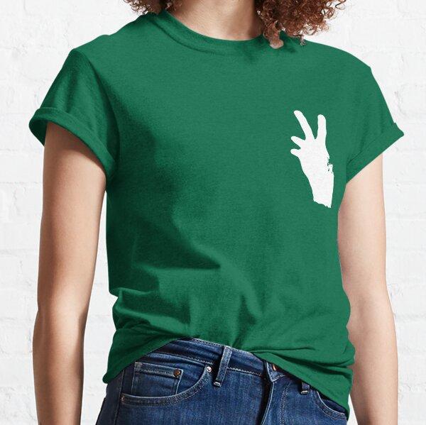 Left 4 Dead 2 Hand Camiseta clásica
