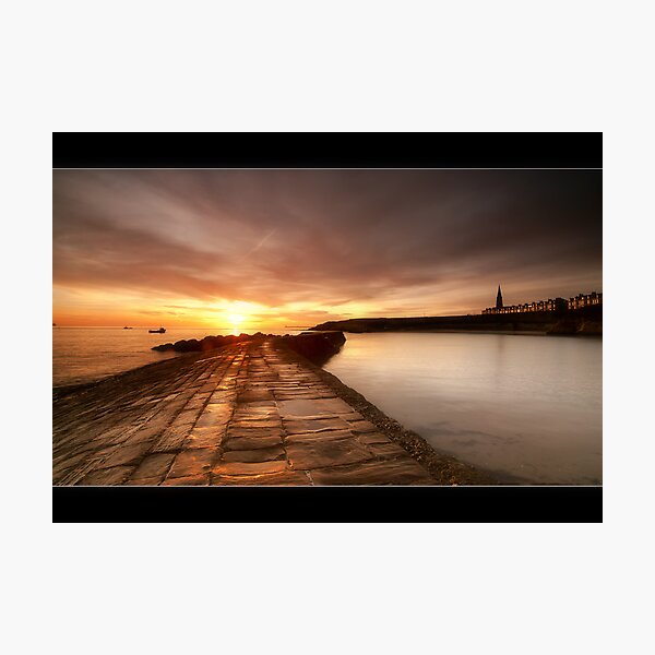 Cullercoats Photographic Print