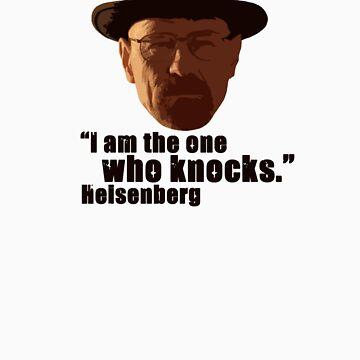 Breaking Bad - Heisenburg by givemeone