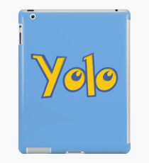 Yolo iPad Case/Skin