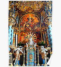 High Altar ~ Pilgrimage Church HPBG Poster