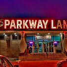 Parkway Lanes by Anthony L Sacco