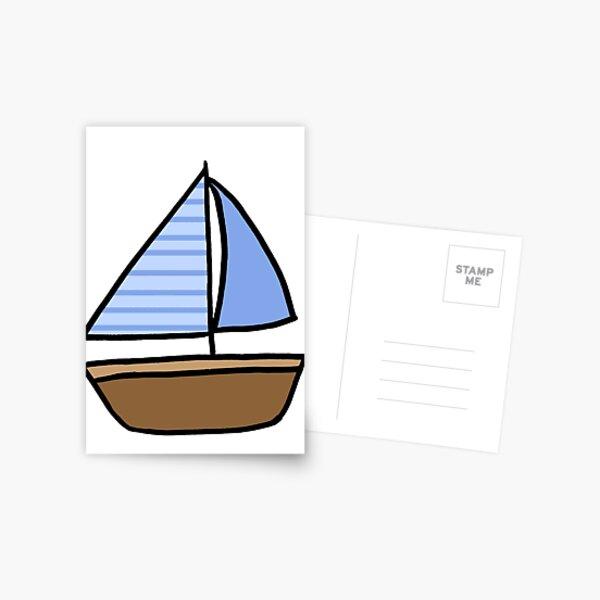 Photo Postcard Sail Away With Me Postcards,Sailboat Postcard