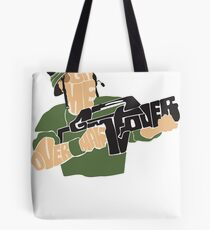 Game Over, Man. Game Over! Tote Bag