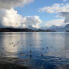 Lake Lucerne by Daidalos