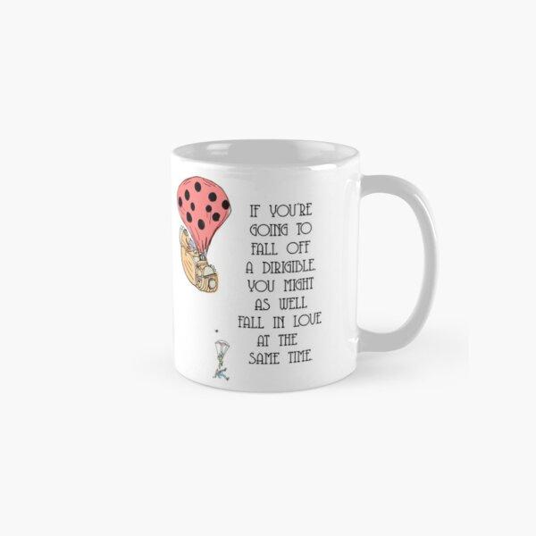 Dirigible Love Classic Mug