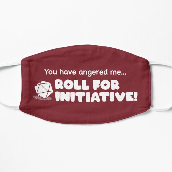 Roll for Initiative Mask