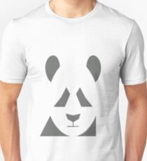 AnimalKingdom - Grey Panda T-Shirt