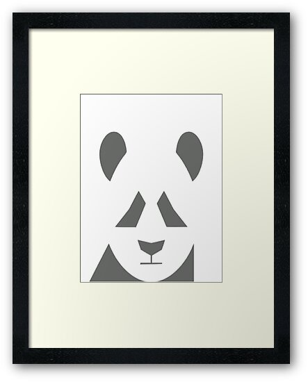 AnimalKingdom - Grey Panda by AnimalKingdom