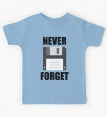 Never Forget Kids Tee