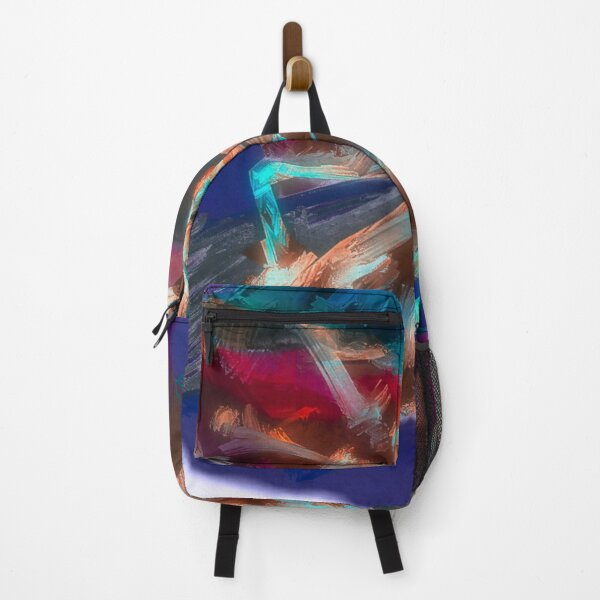 Abstract Duck Backpack