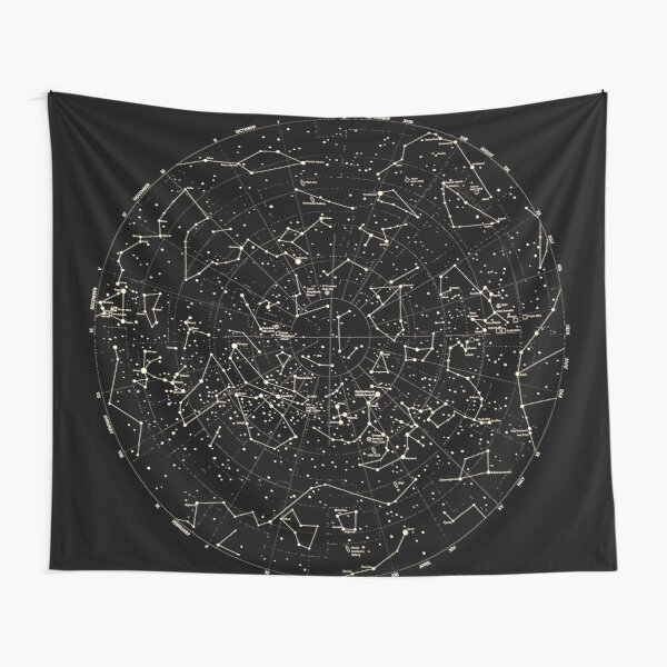 Astronomy Constellations Stars Galaxy Universe  Tapestry