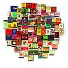 """""""82 Matchbooks"""" by XRAY1"""