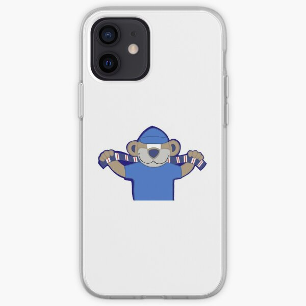 Rangers Bear iPhone Soft Case