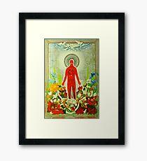 """Abundance"" Framed Print"