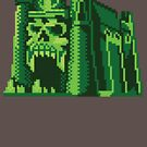 By the Pixel of Grayskull by Brad linf
