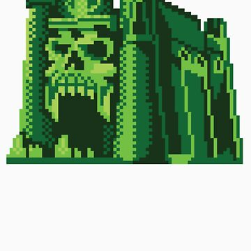 By the Pixel of Grayskull by Artbone