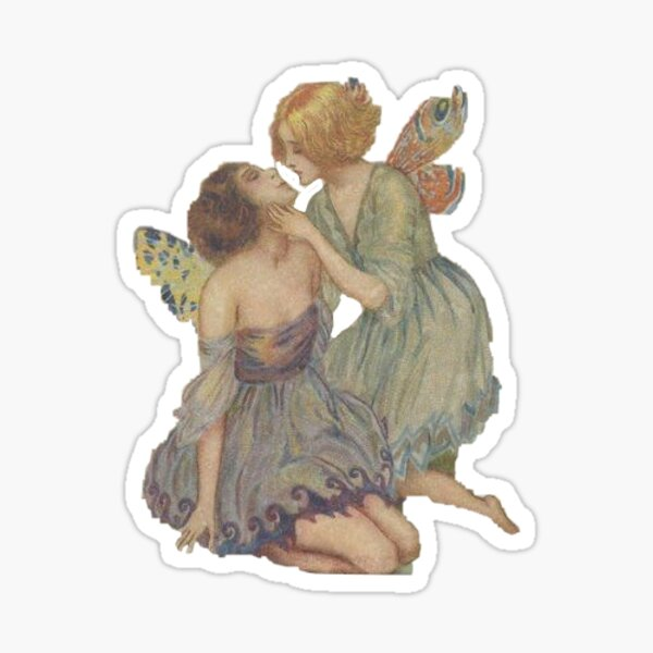 Fairy Lovers Sticker