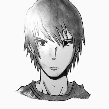 Epic Anime Dude Face by jlrceltics