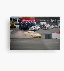 Corvette - Out of Control Metal Print