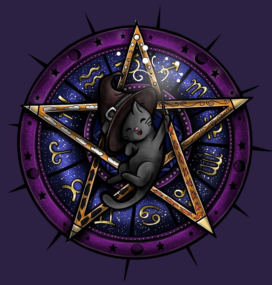Witches Cat by RandomCitizen