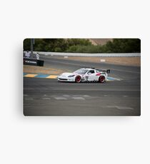 Corvette LeMans GT I Canvas Print