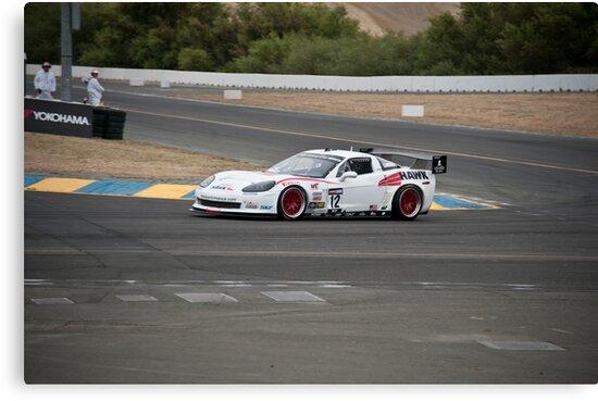 Corvette LeMans GT I by DaveKoontz