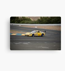 Corvette LeMans GT II Canvas Print