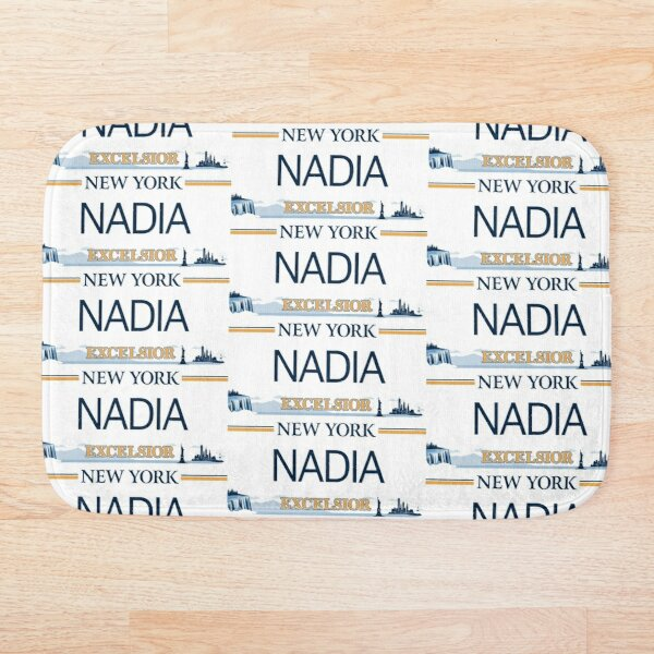 Nadia - What We Do in the Shadows Bath Mat